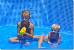 new paddling pool