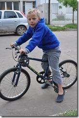 Joni new bike
