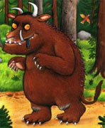 picture from Gruffalo book