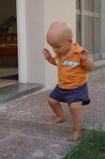 Joni stepping