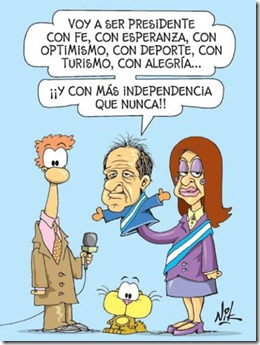 Scioli cartoon