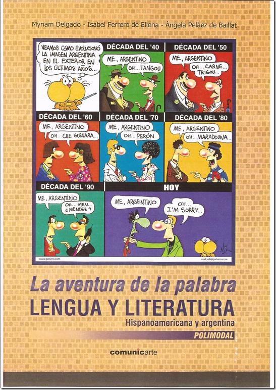 argentina cartoon