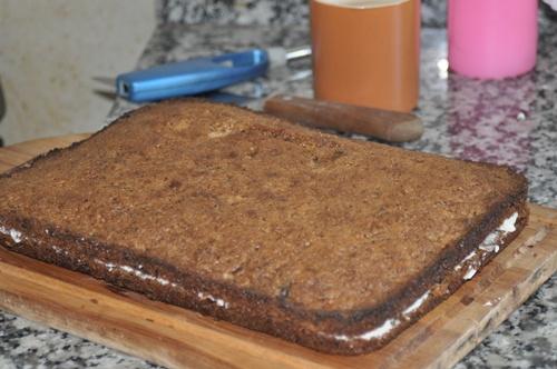 butternut-squash cake