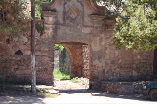 Gateway at Santa Catalina