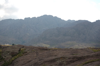 Mountains at Los Gigantes