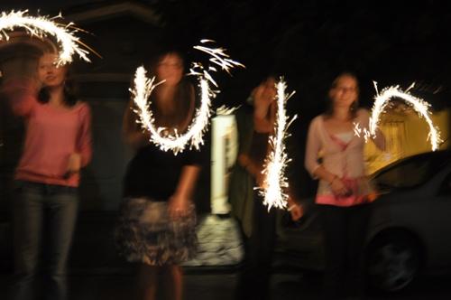 2010 in sparklers